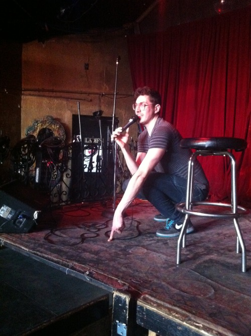 Favorite Things of Last Night: Matt Lieb @ Amnesia.