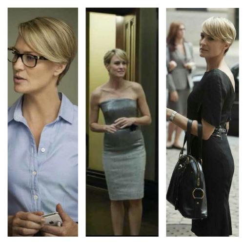 robynlouis:  Current Muse: Robin Wright as Claire Underwood on House of Cards.