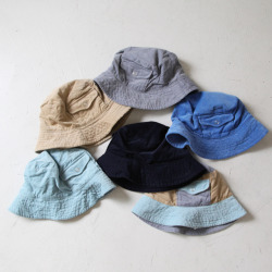 im-a-walking-paradox:  breathnaigh:  Engineered Garments spring/summer floppy hats.  wowwwww