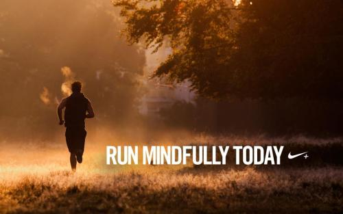Today we run because we can. Today we run because we are free. (via Move Your Booty + Nike)