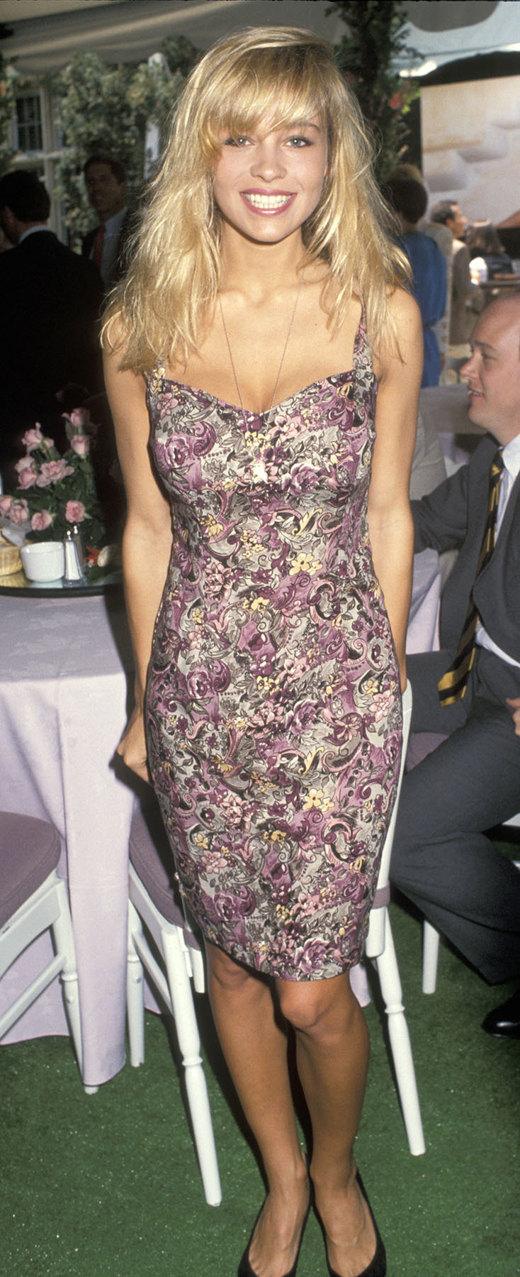 Pamela Anderson - Pamela Anderson before plastic surgery #photo