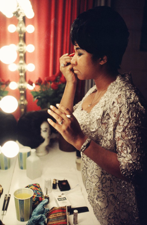 vintagegal:  Aretha Franklin c. 1969