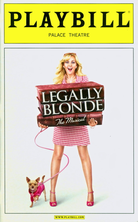 todayonbroadway:  April 29, 2007Legally Blonde opened on this date 6 years ago, with Laura Bell Bundy, Christian Borle, and Orfeh. Jerry Mitchell directed and choreographed the production, which ran for 595 performances.