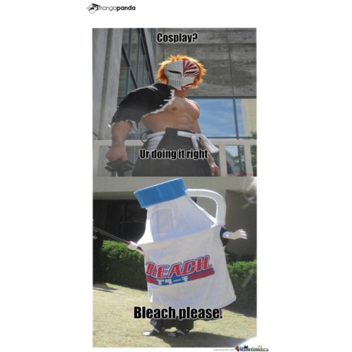 Dat Bleach Cosplay.  #bleach #ichigo #livingichigo #anime #manga #cosplay #cosplayer