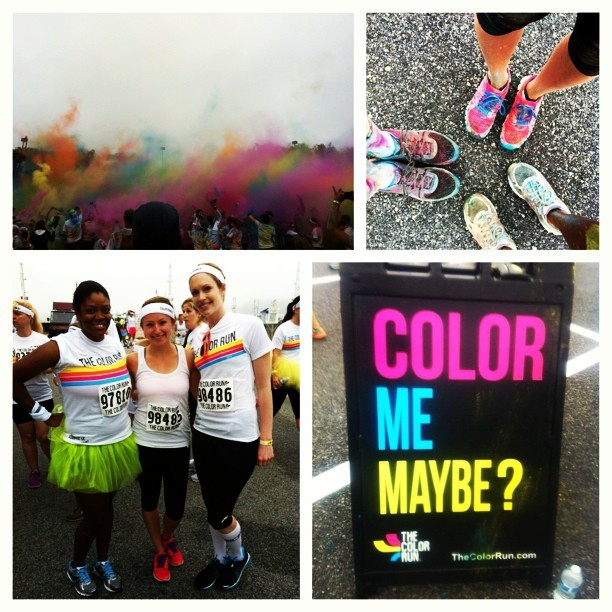 Day 139- color run!