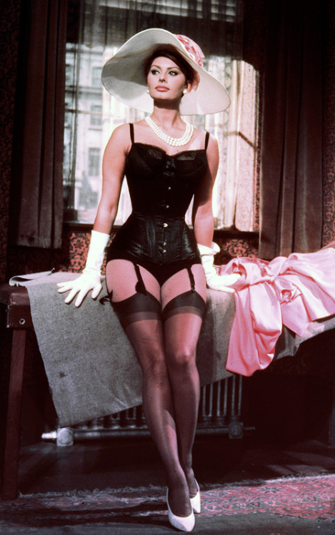 Sophia Loren in The Millionairess (1960)