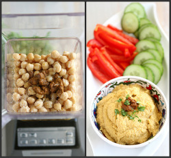 Creamy Curry Hummus