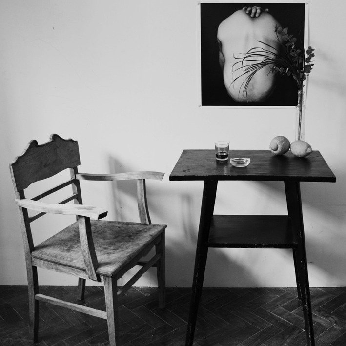"""Conversations Around the Table, Coffee and Cigarettes"" , by Gonzalo Bénard View Post"