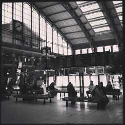 Point Recontre - Gare Lille Flandres