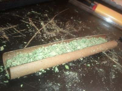 Rollin up that good!