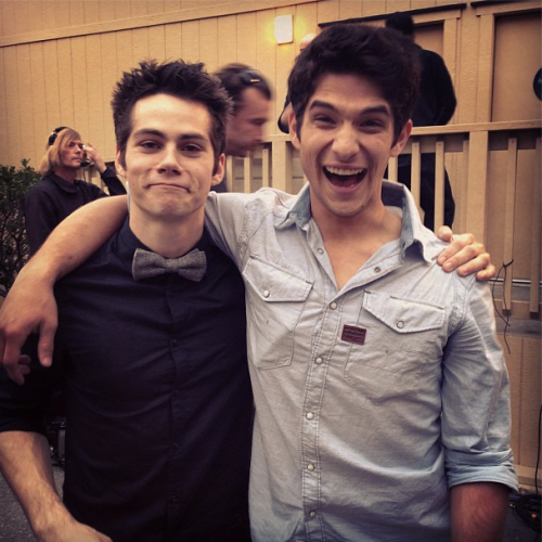 @MTV Best bros @dylanobrien and @tylergposey!