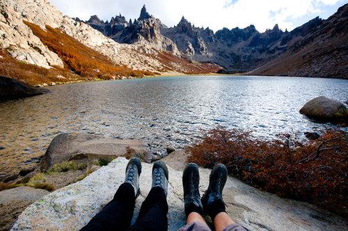 Parque Nacional Nahuel Huapi, Argentina.