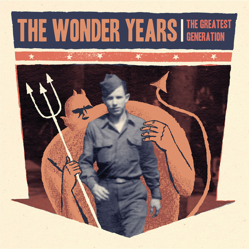 The Wonder Years - The Greatest Generation The Wonder Years have announced the release date for their new album, The Greatest Generation, to be released via Hopeless Records. The highly anticipated album will be released May 14th. TWY was also kind enough to release the tracklist (below) so we can all salivate over the song names while waiting for the middle of May. Tracklist :  01. There, There 02. Passing Through a Screen Door 03. We Could Die Like This 04. Dismantling Summer 05. The Bastards, The Vultures, The Wolves 06. The Devil in My Bloodstream 07. Teenage Parents 08. Chaser 09. An American Religion (FSF) 10. A Raindance in Traffic 11. Madelyn 12. Cul-de-sacs 13. I Just Want to Sell Out My Funeral TWY and Daft Punk releasing albums in the same month? I don't know what I'm going to do with myself! Keep an eye out 'cos I'm sure pre-orders and what not will be announced soon. TWY is also playing all of this year's Warped Tour. ZNXXX