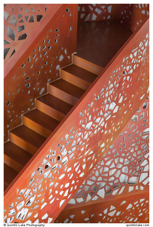 Sculptural Copper Staircase, Villa Mallorca by Arup & Studio MishinView Post