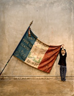madame-bazaar:  French flag !