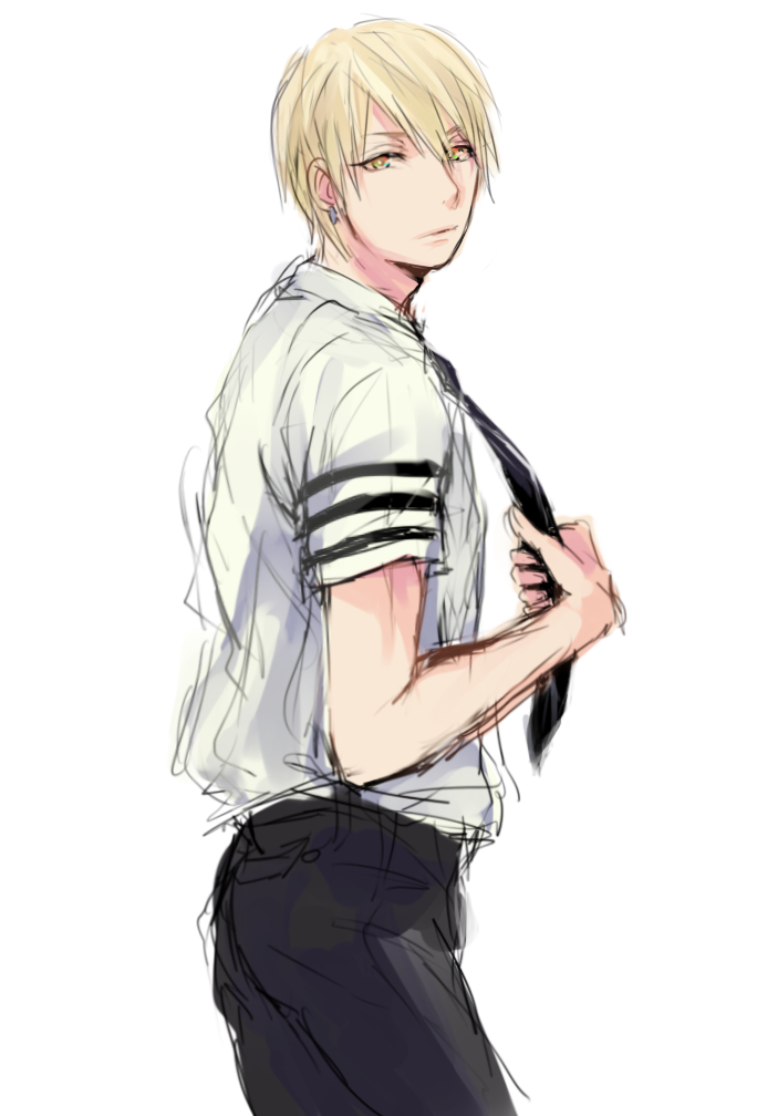 when do i ever not draw kise