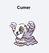 slothsaresochill:  coelasquid:  Oh no I was combining random Pokemon with Cubone and this happened. Oh nooooooo.  I didn't see that cumming.