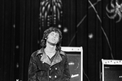 mr-mojo-risin-daily:  The Doors Philadelphia, PA - Irvine Auditorium June 18, 1967