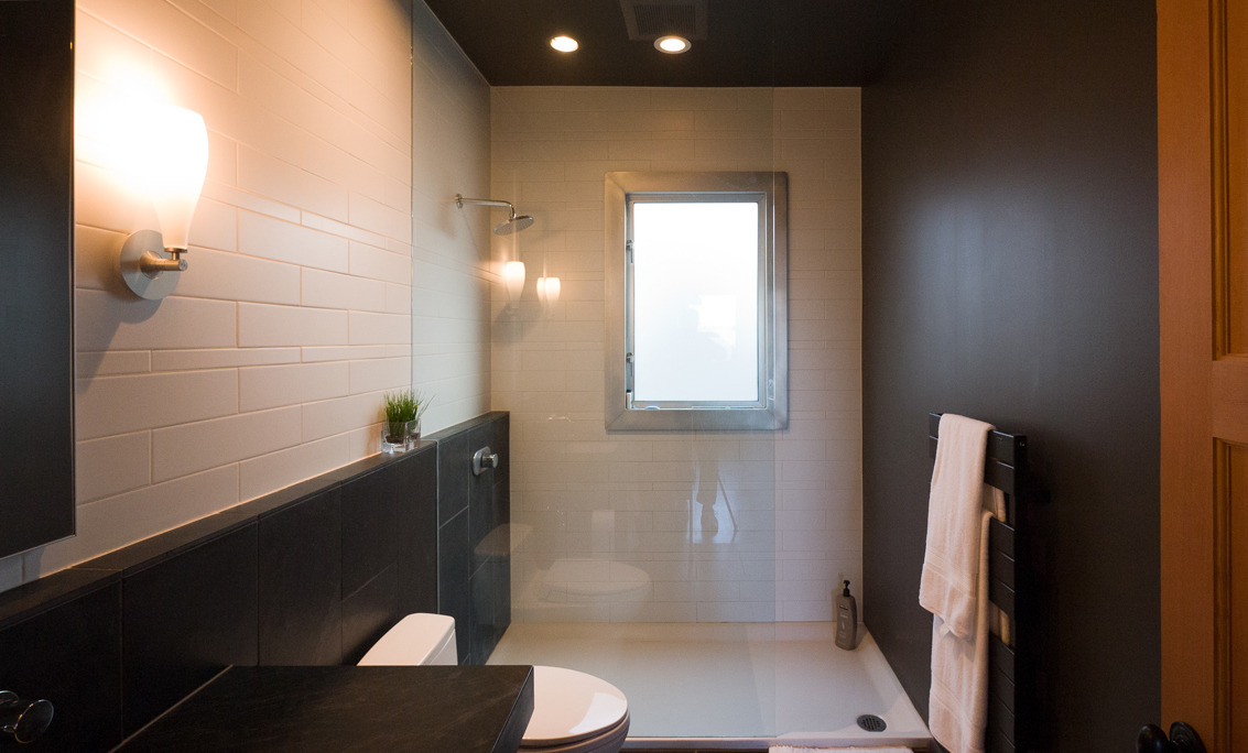queen anne loft | bathroom ~ erich remash architect