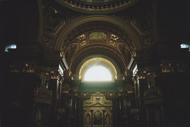 saint stephen by senseofdoubt on Flickr.