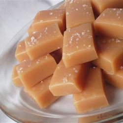 "Caramels I | ""This is a very easy and foolproof recipe as long as you keep the heat on medium to low."" —Sandy. Get the recipe: http://bit.ly/ZZJYmlAnyone attempted homemade caramels before?"