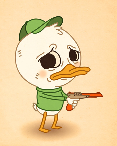 El arte de Mike Mitchell