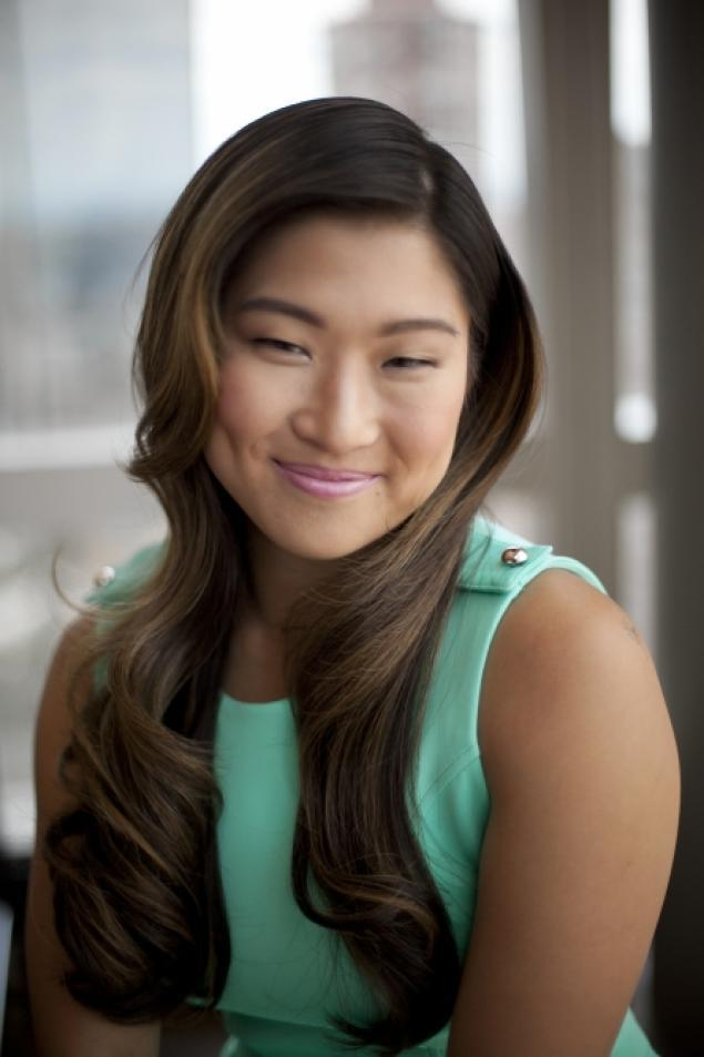 "fyeahgleeclub:   Jenna Ushkowitz of 'Glee' has some tips for others on finding harmony in life   If anyone should read Jenna Ushkowitz's new book, ""Choosing Glee: 10 Rules to Finding Inspiration, Happiness and the Real You,"" it's Tina Cohen-Chang. After all, Ushkowitz's character graduated this past season. And Tina's future after William McKinley High School is unclear. Ushkowitz herself could likely use a dose of her own prescription for facing life's challenges, since like her character, she has a somewhat uncertain future. With Tina about to graduate, her role on the show could be significantly reduced. ""It's very possible. It's happened to half my cast,"" says the 27-year-old ""Glee"" actress. ""It's the way the show has to go on to live and survive.""  Read More  it's interesting that Jenna's the only original cast member with a college degree. Darren probably wouldn't have his if he had been cast in season one. I recall he even said so in some interview. I don't recall the exact quote but it was about that first audition he didn't get and he said something like: It was all good though; I got to graduate college. Chris, I think, would probably be getting his masters in English literature or something now if he never got cast in Glee and likely be writing even more but having a much harder time getting published."