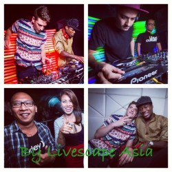 Photos taken by Livescape Asia. #throwback #skreamnbenga #budculture#vertigo @gregbajien