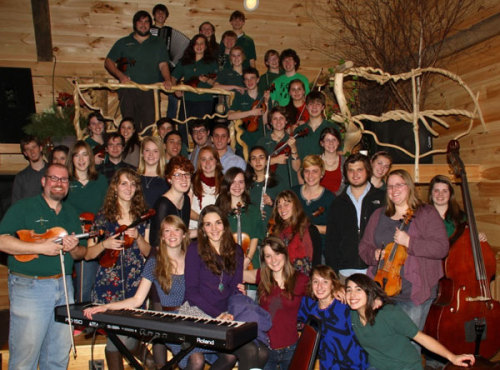 pootee:  Franklin County Fiddlers raise funds to help Newtown community in mourning | Daily Bulldog