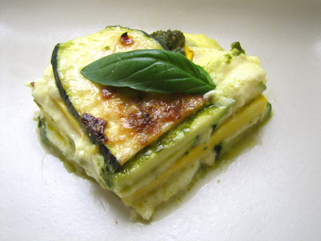 beautifulpicturesofhealthyfood:  Zucchini Lasagna (Without the Pasta Sheets)…RECIPE