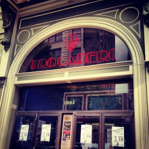 Philadelphia! (at The Trocadero Theatre)
