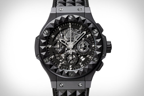 Depeche Mode x Hublot Big Bang Watch