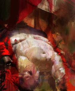 Inspiring sketches by Craig Mullins