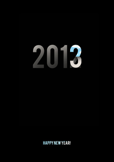 betype:  HAPPY NEW YEAR 20123