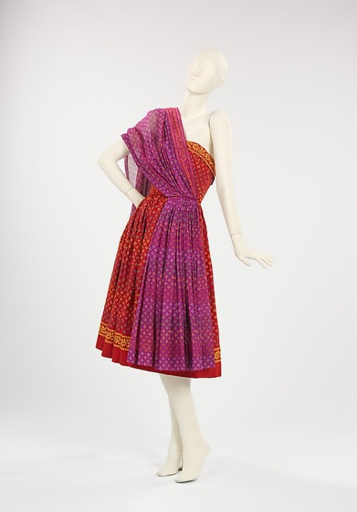 omgthatdress:  Dress Carolyn Schnurer, 1950 The Metropolitan Museum of Art