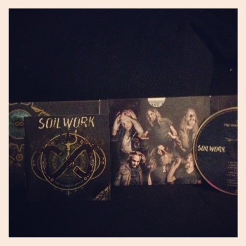 #soilwork #thelivinginfinite