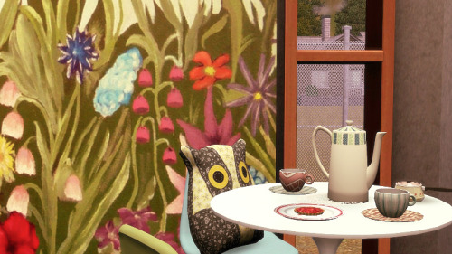 Owl Tea Party