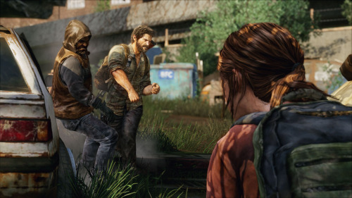 gamefreaksnz:  The Last of Us: new screenshots and concept art  Naughty Dog has released new screens are artworks from their upcoming survival-horror title 'The Last of Us'.  I wanna play!!!