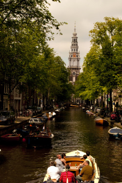 Amsterdam, The Netherlands (© Travis Feldman Photography)