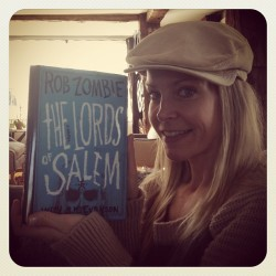 sherimoonzombie:  HOT OFF THE PRESS! The brand new official LORDS OF SALEM movie tie-in book hits stores on March 12th - PRE-ORDER your copy here… http://www.amazon.com/Lords-Salem-Rob-Zombie/dp/1455519170