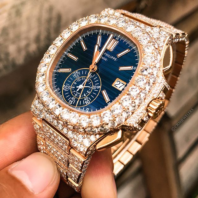 🌹🔶Patek Philippe 5980