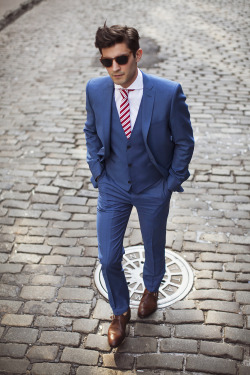 plaintshirt:  J. Lindeberg x James Nord. {GQ}   Suit 2