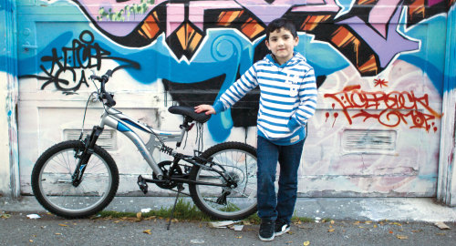 utnereader:  Helping Kids Start a Pedal Rebellion Citing caution, some principals have instituted no-biking policies in schools. But there's plenty parents and community members can do change this.