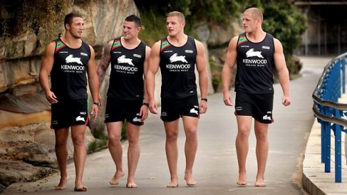 'the burgess brothers'