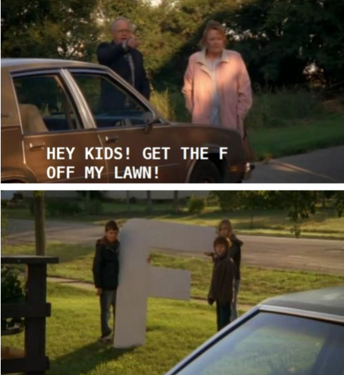 corner gas is love