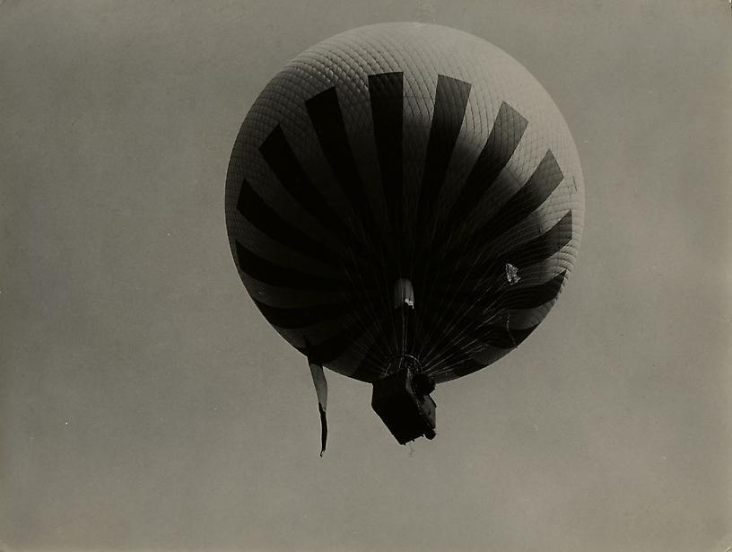 Bill Brandt Balloon over Paris, c. 1930 www.houkgallery.com