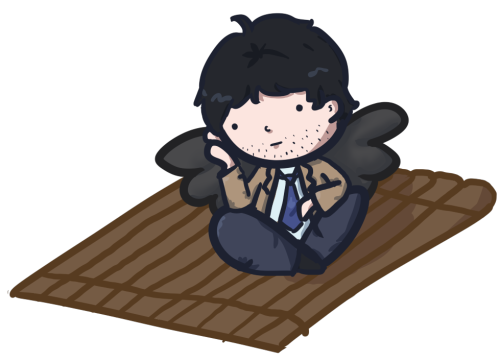 Cas on a raft on a monday morning OH WHAT A TERRIBLE SIGHT TO SEE (X)