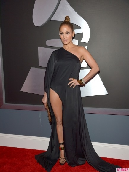 We just learned J.LO was wearing $5 MILLION worth of diamonds at the Grammys. For the full breakdown of her bling, click above!