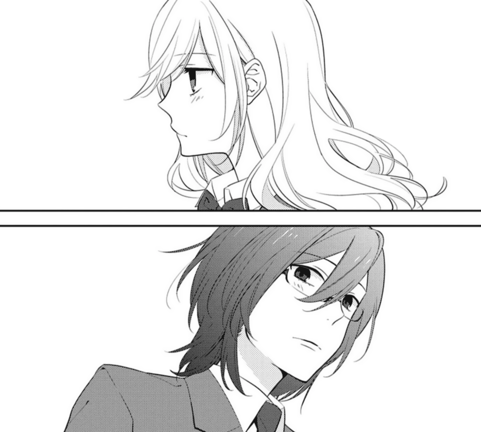 #horimiya#izumi miyamura#kyoko hori#manga#horimiya edit#manga edit#my edits