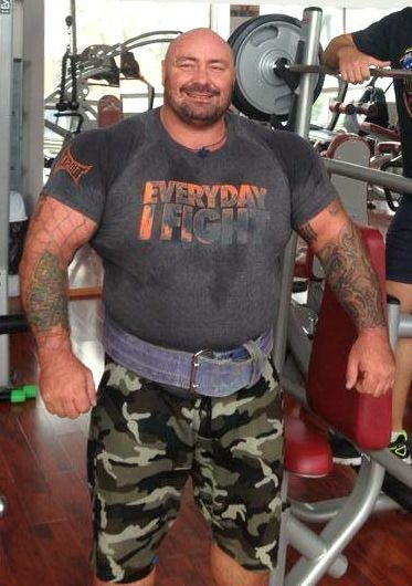 Sweaty Bull
